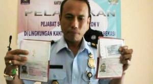 Paspor Palsu