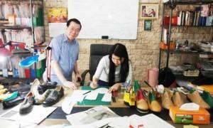Pembuatan Sepatu