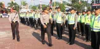 Pengamanan Pilkada