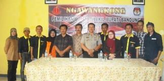 DPC GPPK Sosialisasikan Pilkada