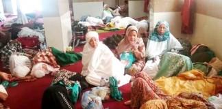 Evakuasi Jamaah Haji