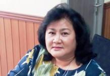 Rieke Suryaningsih,SH Ketua Fraksi PDI Perjuangan DPRD Kota Bandung
