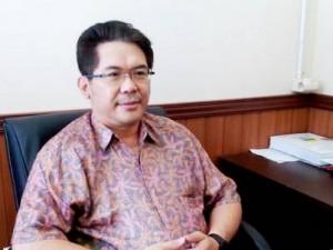 Uung Tanuwidjaja,SE Ketua Fraksi Nasional Demokrat DPRD Kota Bandung