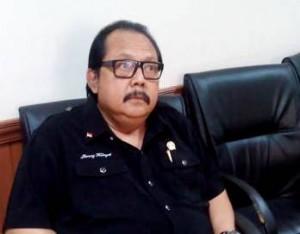 Jhonny Hidayat Ketua Fraksi Partai Golkar DPRD Kota Bandung