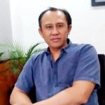 Achmad Nugraha. DH, SH. Ketua Komisi D DPRD Kota Bandung