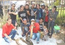 Komunitas Reptil Kurupuk Blek