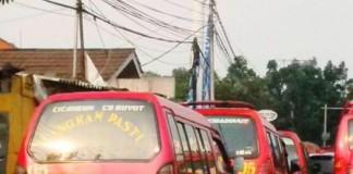 Angkot Caheum-Baduyut