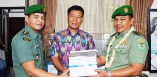 Bhakti TNI KB Kes Terpadu 1
