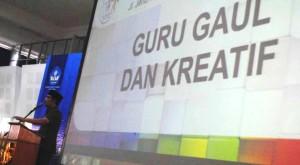 Deklarasi Bandung Kota Pendidikan Inklusif