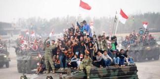 HUT TNI 70