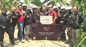 The 4th Anniversary Honda PCX Club