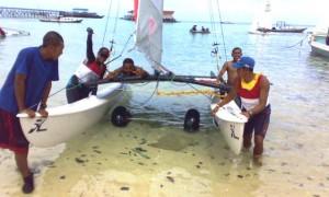 Kualifikasi Cabor layar PON XIX