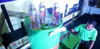 mesin pengolah sampah plastik menjadi 3 jenis bbm