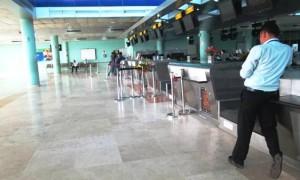 Bandara Internasional Lombok masih lumpuh total