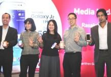 Smartfren 4G LTE dengan Samsung Galaxy J2