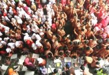 Gerakan anti korupsi SDN Andir