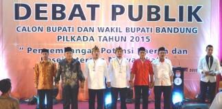Pilkada Kabupaten Bandung 2015