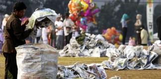 Antisipasi Volume Sampah di Tahun Baru