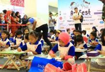 Art Charity and Festival di Mall Festival Citylink