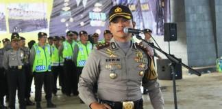 Kapolres Bandung AKBP Erwin Kurniawan SIK