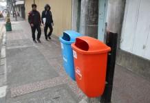 Tempat Sampah Baru