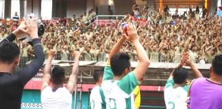 PS TNI di Piala Jenderal Sudirman