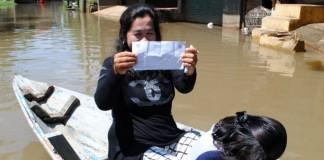 Pilkada Kebanjiran