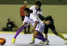 Turnamen futsal putri antarSMP se-Kabupaten Cirebon
