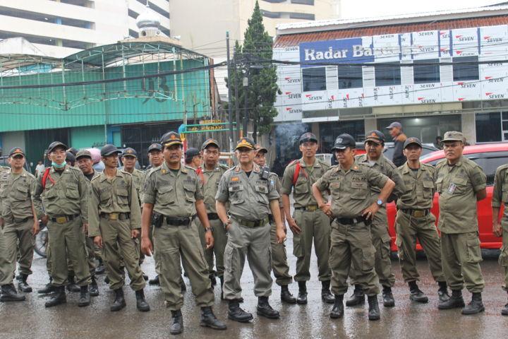 Forum Tenaga Honorer Satpol PP Jawa Barat