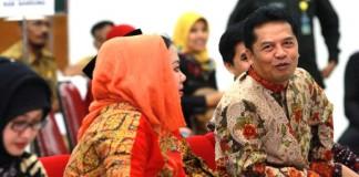 Gladi Bersih Pelantikan Enam Bupati walikota Jabar