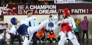 kejurda taekwondo