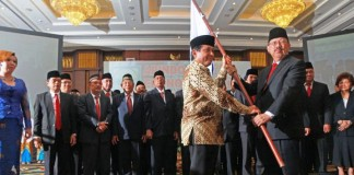 Pengukuhan DPP Apindo Jabar