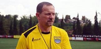 Dejan Antonic Pelatih Persib Bandung