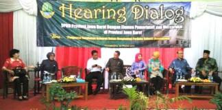Hearing Dialog