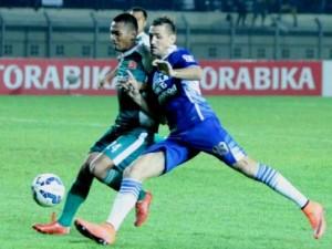 Juan Carlos Belencoso Striker Persib Bandung