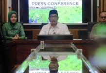 Konferensi Pers terkait Pencalonan RK ke DKI 1