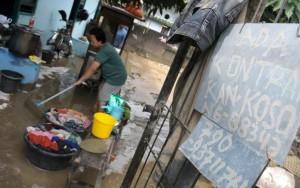 Paska-Banjir-Bekasi