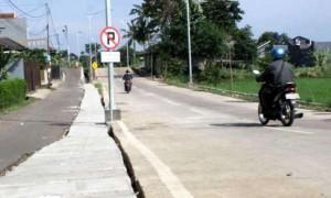 Pembangunan Jalan Aruman