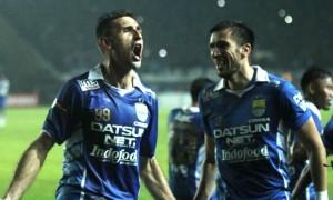 Persib vs Sriwijaya FC