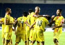 Piala Bhayangkara PBFC VS Sriwijaya FC