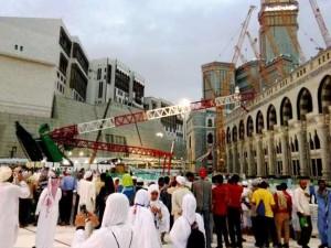 crane masjidil haram