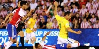 paraguay v BRASIL