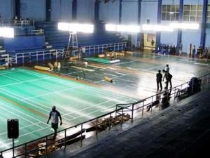 venue badminton