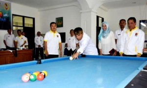 Biliar Bupati Cup 1
