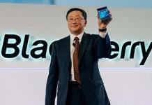 CEO Blackberry John Chen