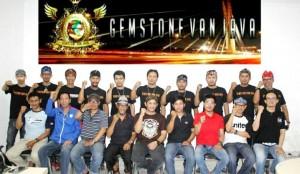 Gemstone Van Java
