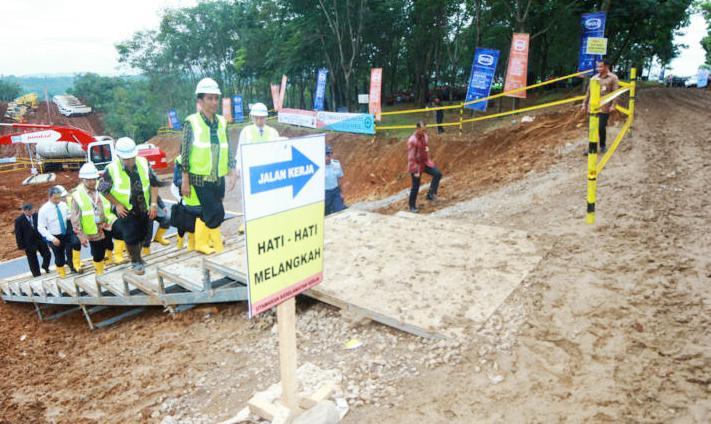 Ground Breaking Kereta Cepat Jakarta Bandung