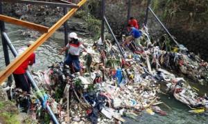 Jaring Sampah Sungai Citepus