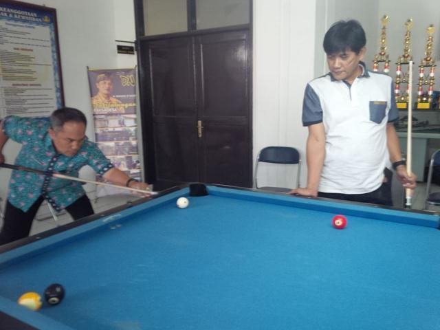 Kejuaraan Biliard Bupati Cup 1