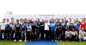 Launching Persib